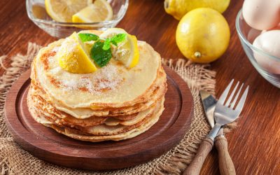 8 Quick & Easy Pancake Recipes for Students | UKSH