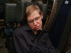 Stephen Hawking Famous Cambridge Alumni