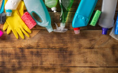 The Fun Way to Spring Clean Your Shared Student House