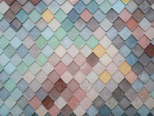 colour palette with naturistic theme
