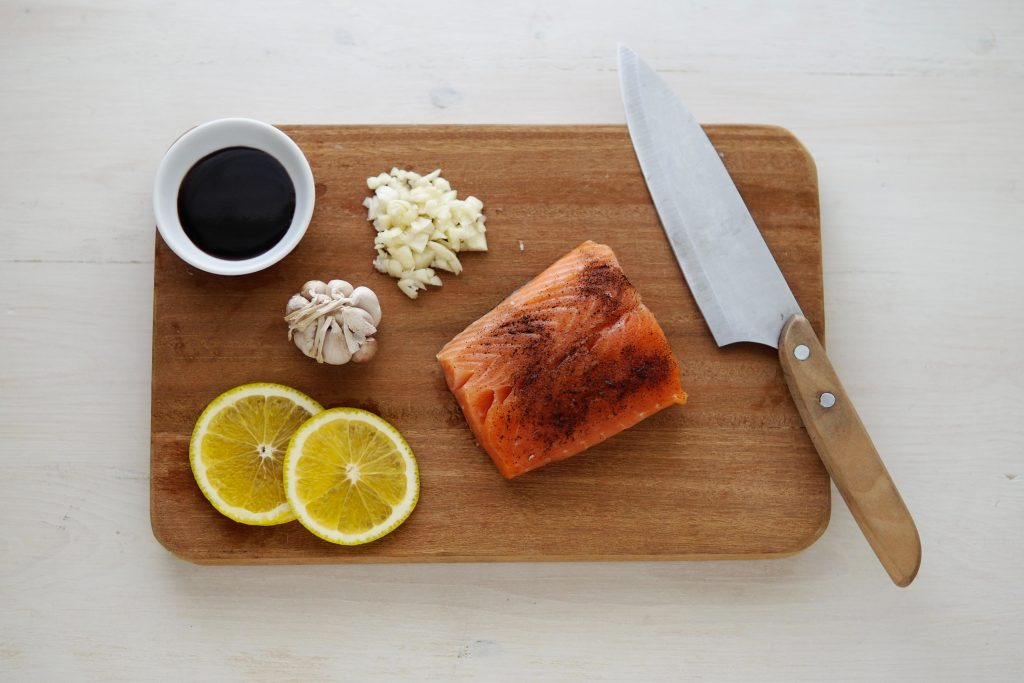 chopping board for uni kitchen essentials